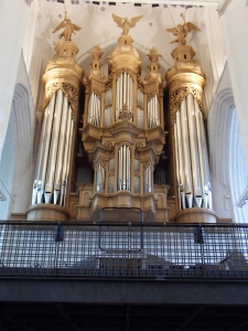 Het nieuwe Flentrop orgel
